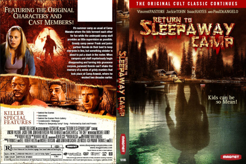 Return to Sleepaway Camp movies in USA